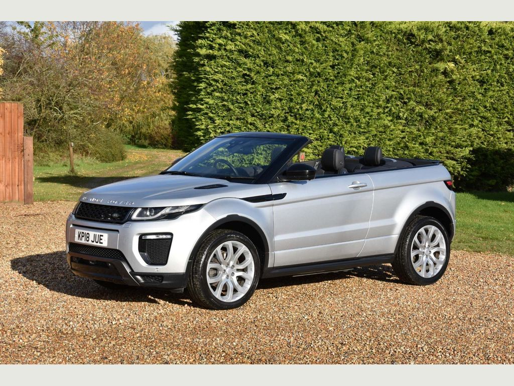 Land Rover Range Rover Evoque Convertible 2.0 SD4 HSE Dynamic Lux Auto 4WD (s/s) 2dr