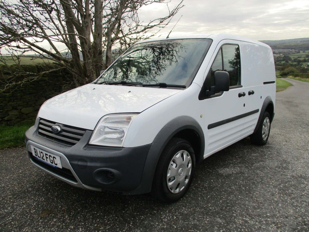 Ford Transit Connect Other 1.8 TDCi T220 Crew SWB 4dr