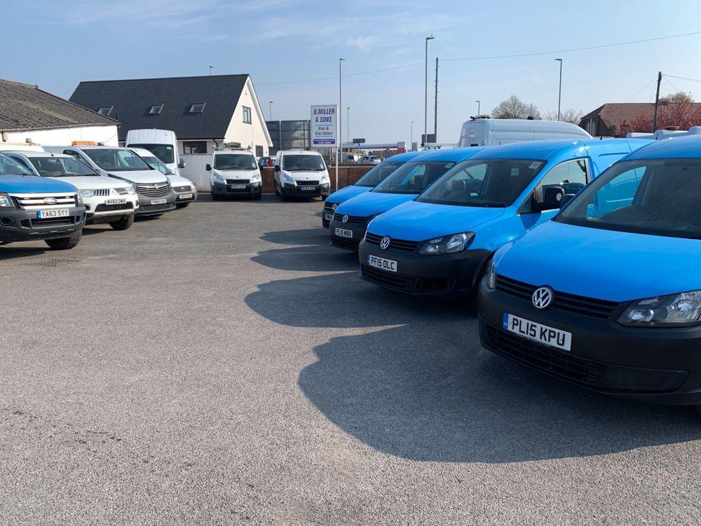 Volkswagen Caddy Panel Van 1.6 TDI C20 Startline Panel Van 4dr