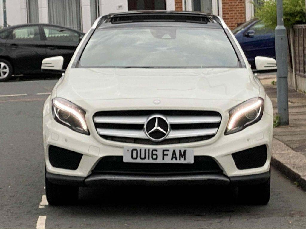 Mercedes-Benz GLA Class SUV 2.1 GLA200 AMG Line (Premium Plus) 4MATIC (s/s) 5dr