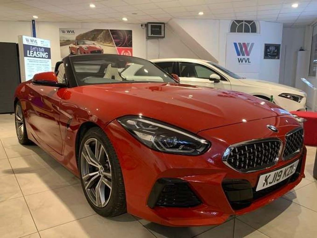 BMW Z4 Convertible 2.0 20i M Sport Auto sDrive (s/s) 2dr