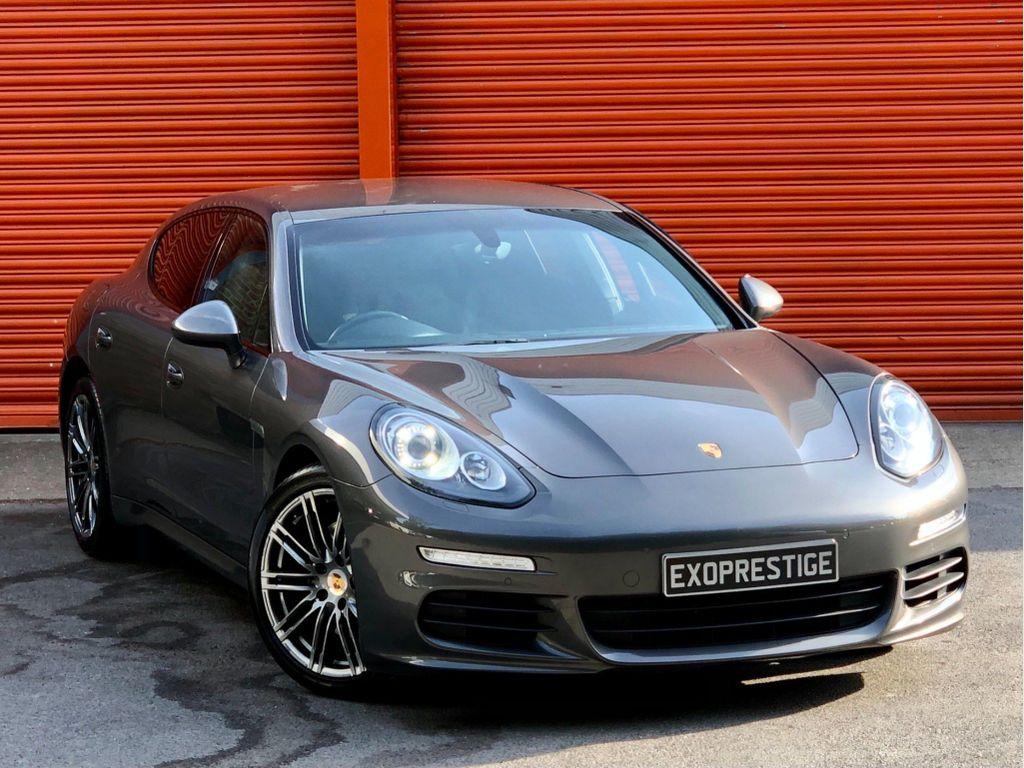 Porsche Panamera Hatchback 3.0 TD V6 Tiptronic 5dr
