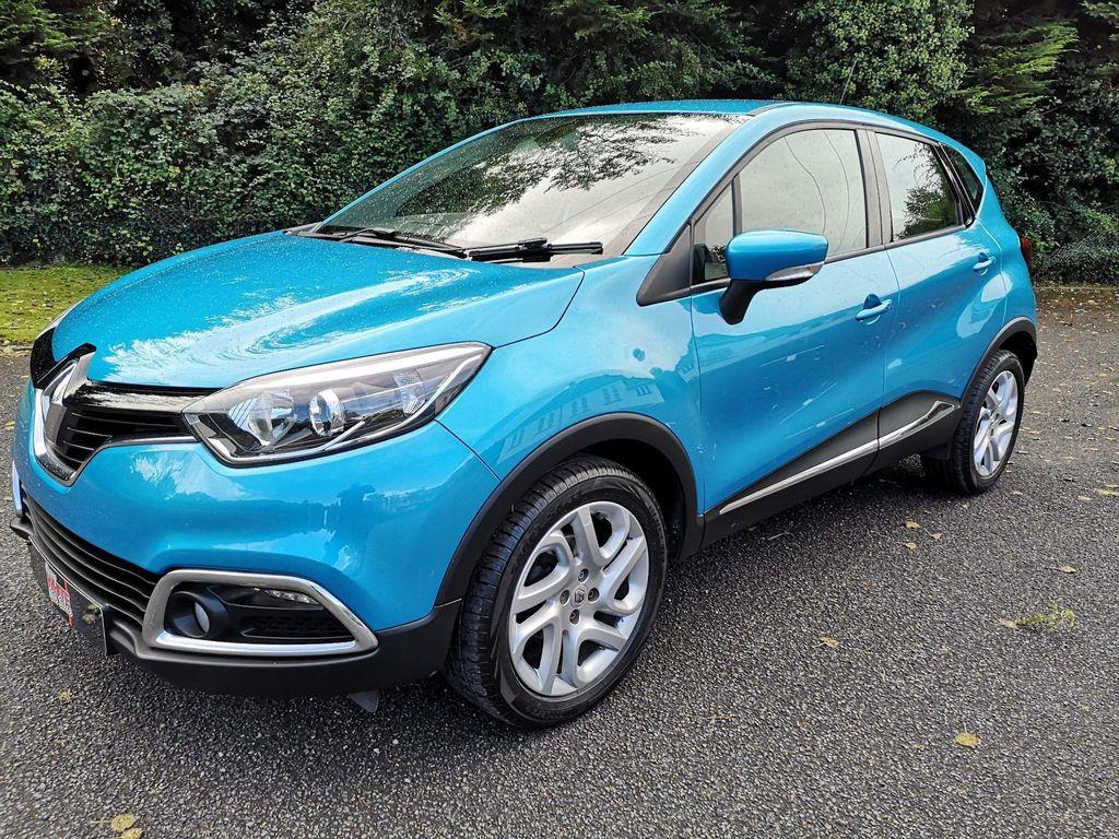Renault Captur SUV 0.9 TCe ENERGY Dynamique MediaNav (s/s) 5dr