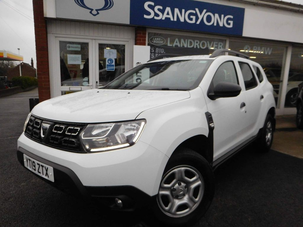 Dacia Duster SUV 1.5 Blue dCi Essential 4WD Selectable (s/s) 5dr