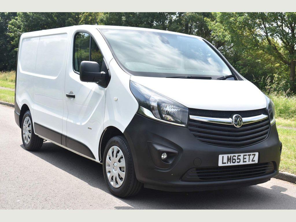 Vauxhall Vivaro Unlisted 1.6 CDTi 2900 ecoFLEX L1 H1 EU5 (s/s)