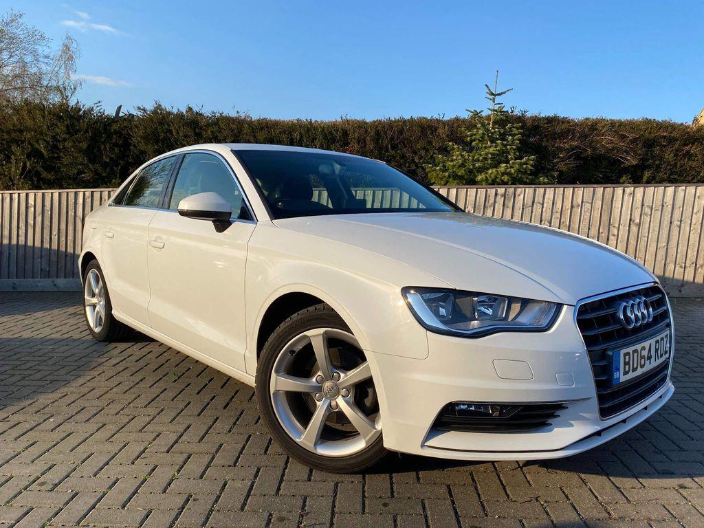 Audi A3 Saloon 2.0 TDI Sport (s/s) 4dr
