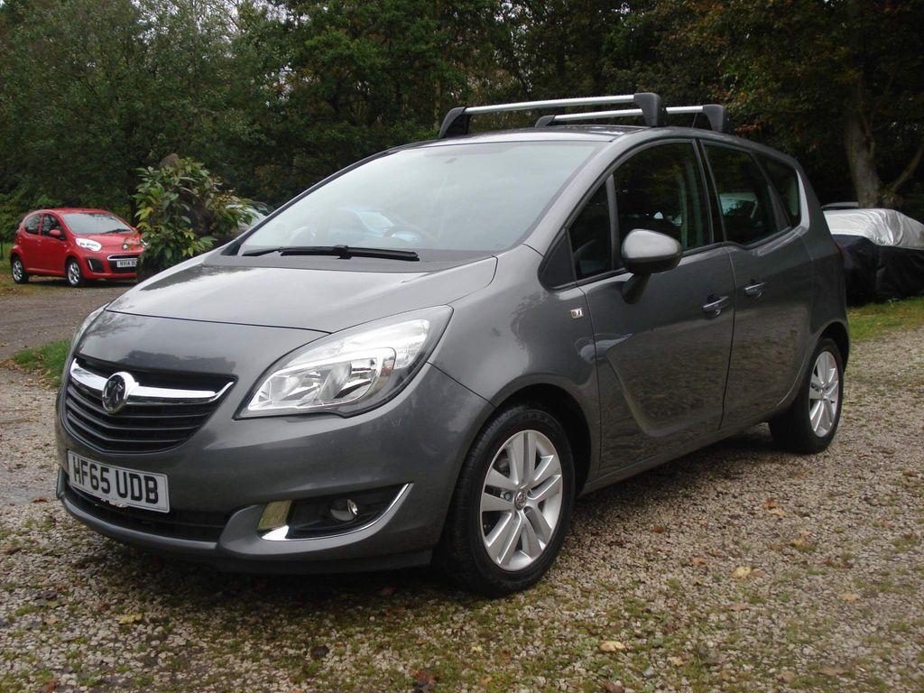 Vauxhall Meriva MPV 1.4i Life 5dr
