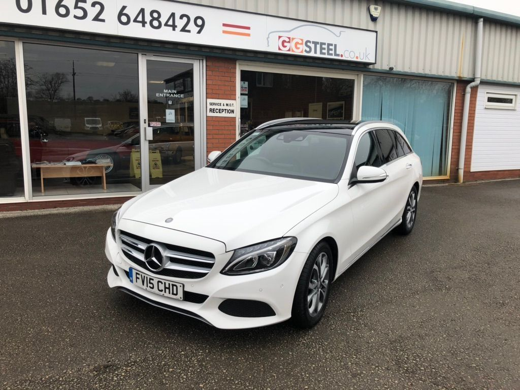 Mercedes-Benz C Class Estate 2.1 C220 CDI BlueTEC Sport G-Tronic+ (s/s) 5dr