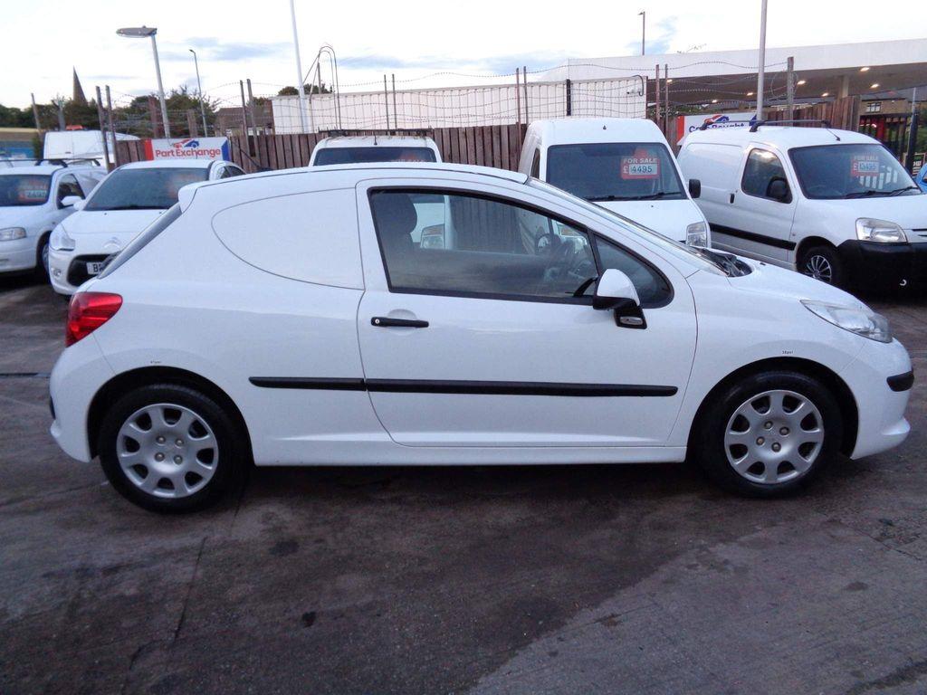 Peugeot 207 Panel Van 1.4 HDi 70 Panel Van 3dr