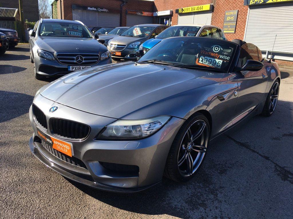 BMW Z4 Convertible 2.0 20i M Sport sDrive 2dr