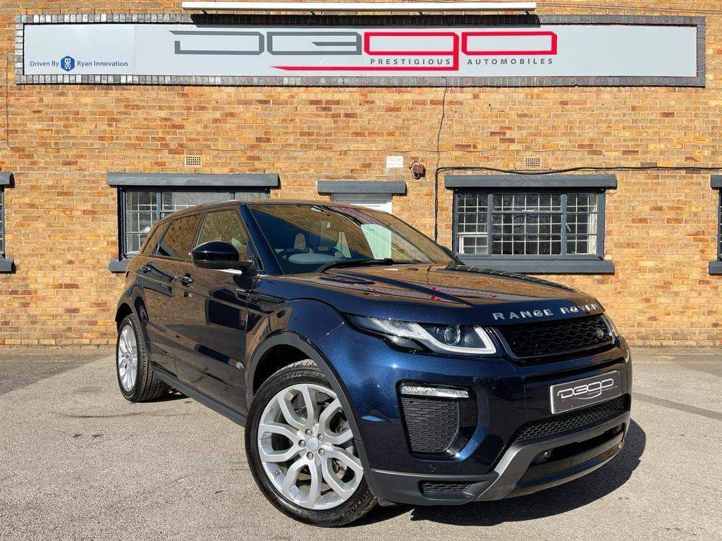 Land Rover Range Rover Evoque SUV 2.0 Si4 HSE Dynamic Auto 4WD (s/s) 5dr