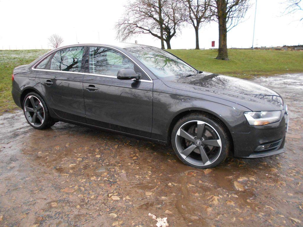 Audi A4 Saloon 3.0 TDI SE S Tronic quattro 4dr