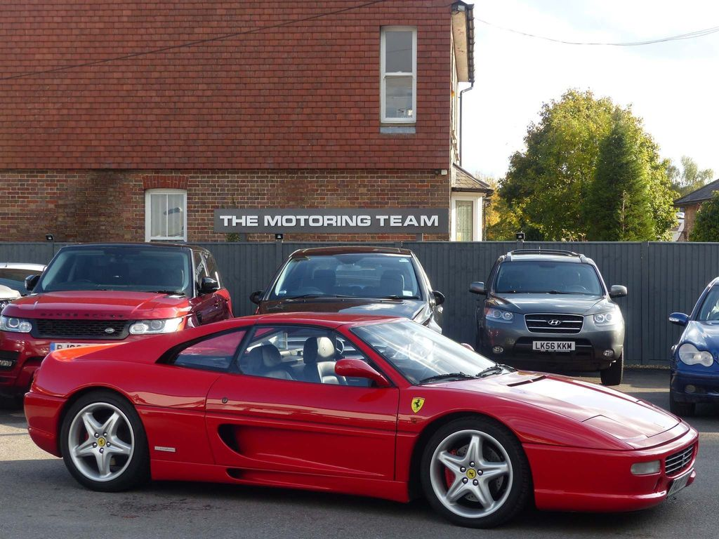 Ferrari F355 Coupe 3.5 Berlinetta 2dr