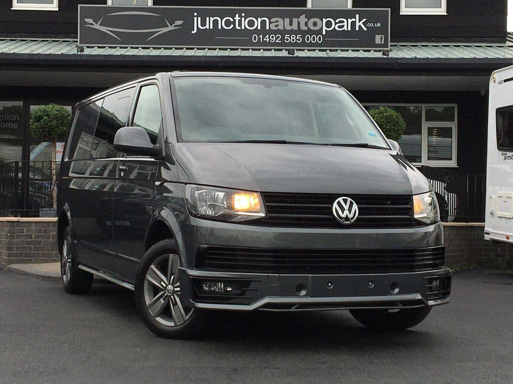 Volkswagen Transporter Other 2.0 TDI T32 BlueMotion Tech Highline Crew Van FWD LWB Medium Roof EU6 (s/s) 5dr