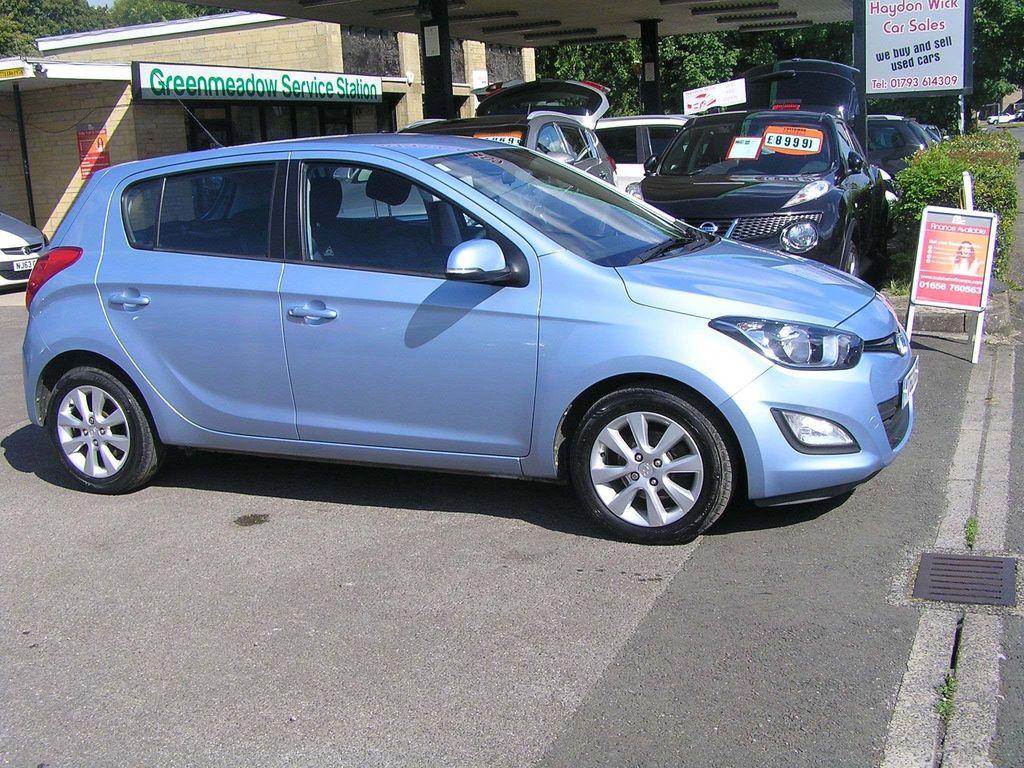 Hyundai i20 Hatchback 1.2 Active 5dr