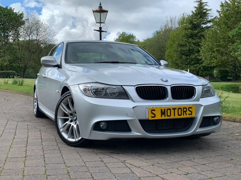 BMW 3 Series Saloon 2.0 318d Modern 4dr