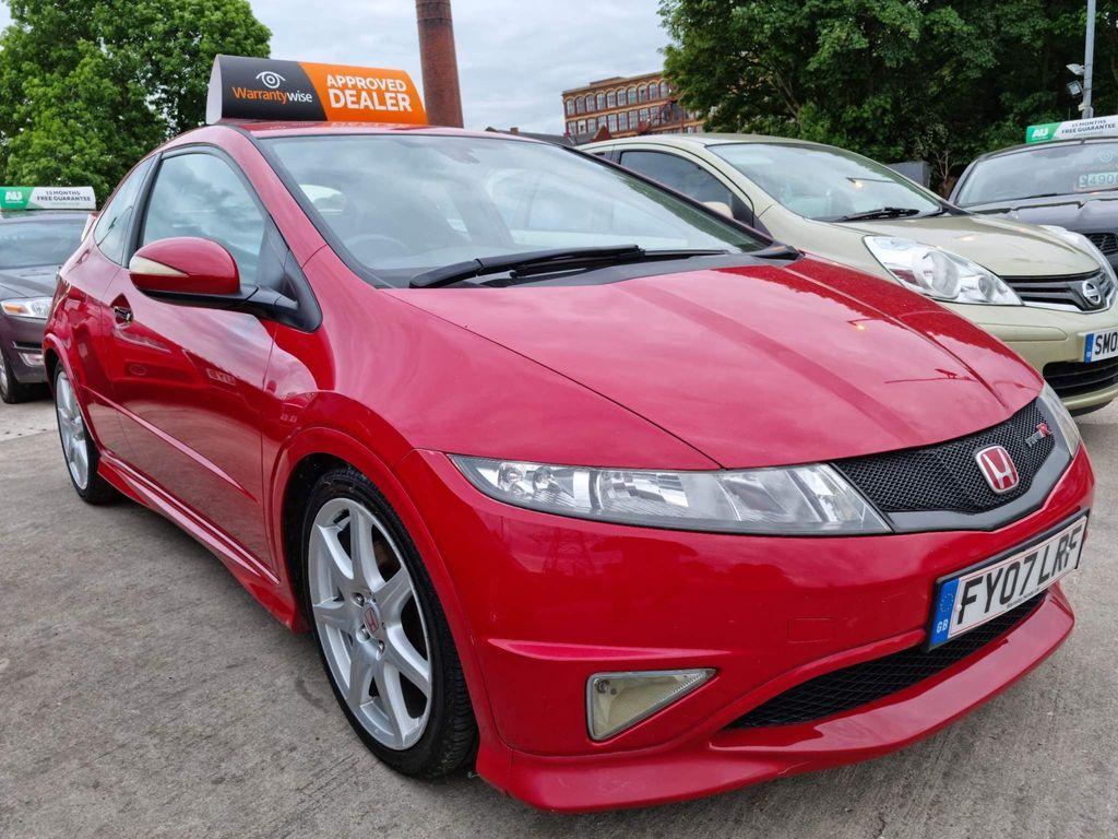 Honda Civic Hatchback 2.0 i-VTEC Type R GT 3dr