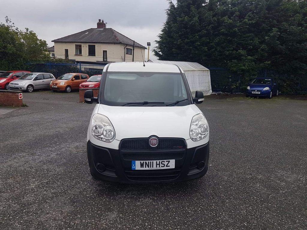 Fiat Doblo Panel Van 1.3 JTD MultiJet 16v Panel Van SWB 4dr