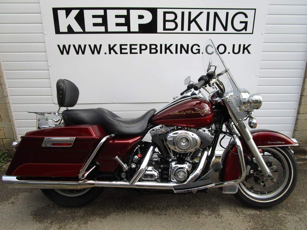 Harley-Davidson Touring Tourer 1600 FLHR Road King