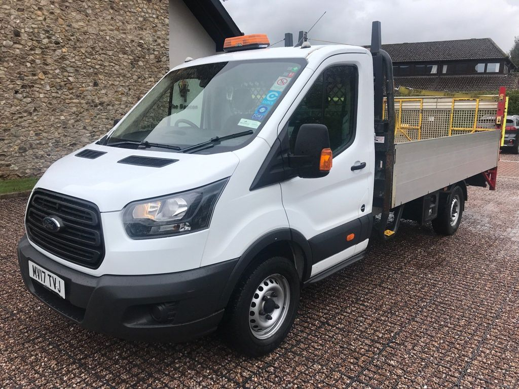 Ford Transit Chassis Cab 2.0 350 EcoBlue Premium FWD L3 EU6 2dr