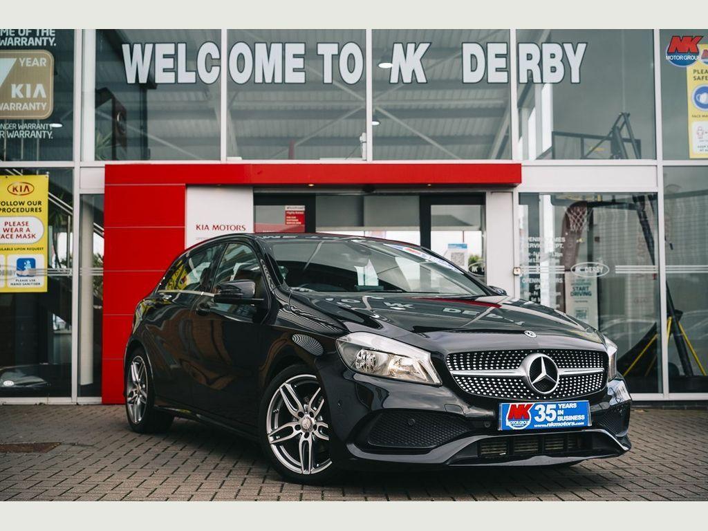 Mercedes-Benz A Class Hatchback 2.1 A200d AMG Line (Executive) 7G-DCT (s/s) 5dr