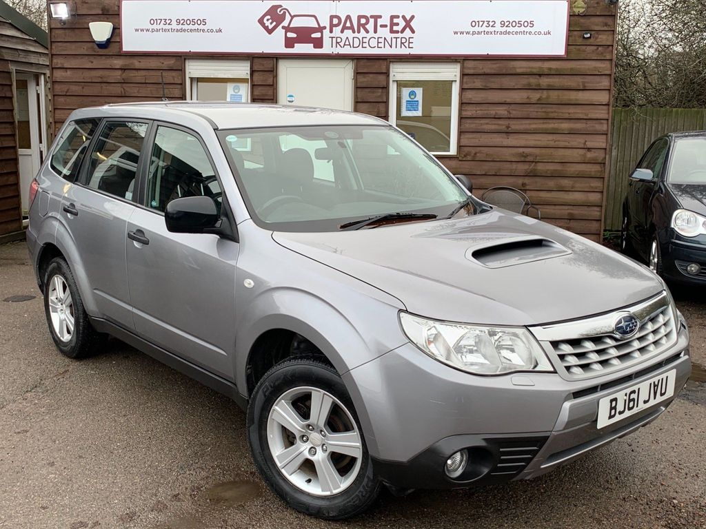 Subaru Forester SUV 2.0 D X 5dr