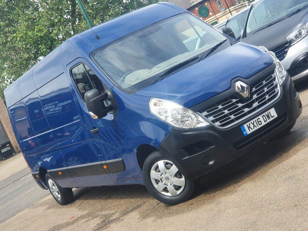 Renault Master Panel Van 2.3 dCi ENERGY 35 Business+ FWD LWB EU6
