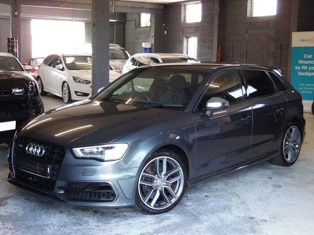 Audi S3 Hatchback 2.0 TFSI Sportback S Tronic quattro 5dr