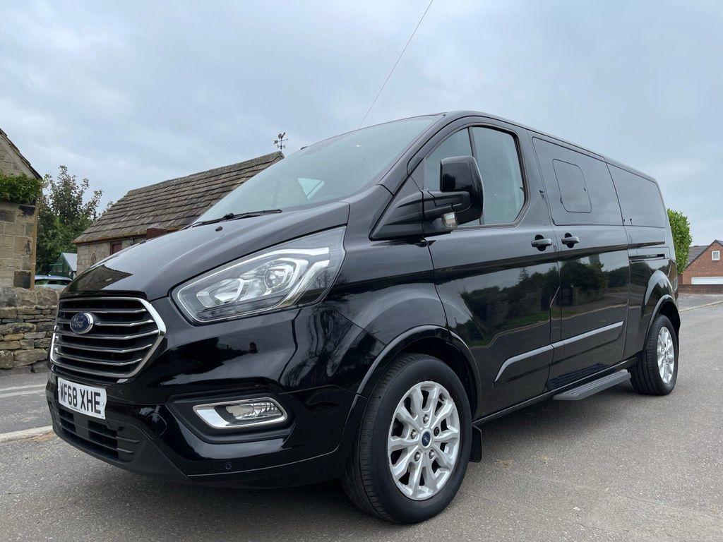 Ford Tourneo Custom Minibus 2.0 310 EcoBlue Titanium L2 EU6 (s/s) 5dr (8 Seat)