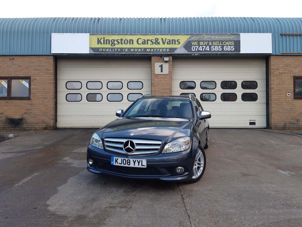 Mercedes-Benz C Class Estate 1.8 C200 Kompressor Sport 5dr