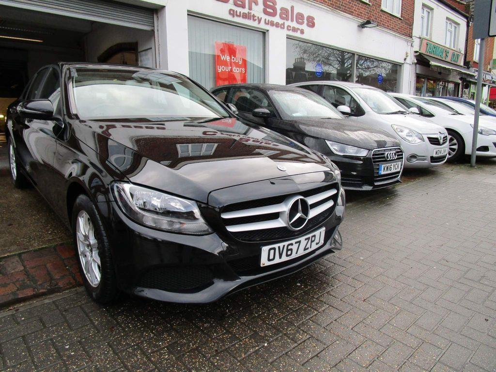 Mercedes-Benz C Class Saloon 2.1 C300dh SE G-Tronic+ (s/s) 4dr