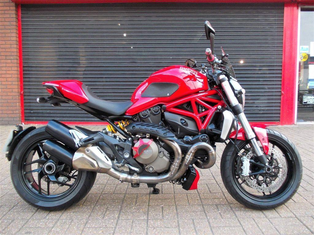 Ducati Monster 1200 Naked 1200 ABS Naked