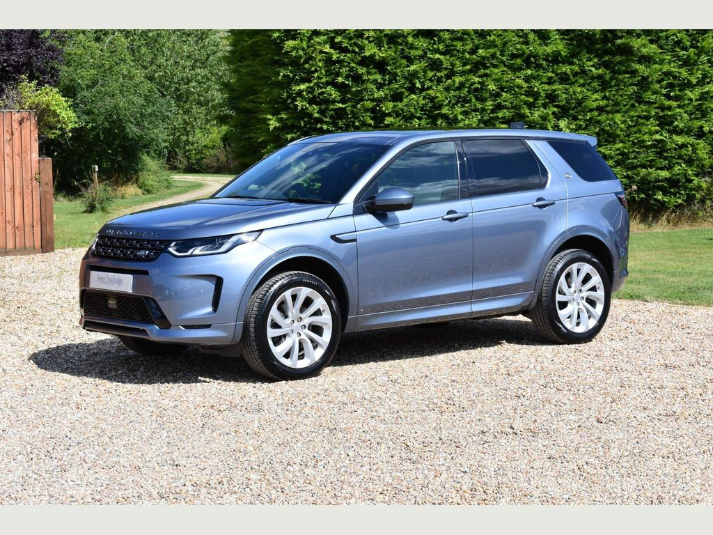 Land Rover Discovery Sport SUV 2.0 D240 MHEV R-Dynamic HSE 4WD (s/s) 5dr (7 Seat)
