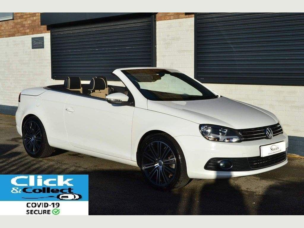 Volkswagen Eos Convertible 2.0 TDI BlueMotion Tech Exclusive Cabriolet 2dr