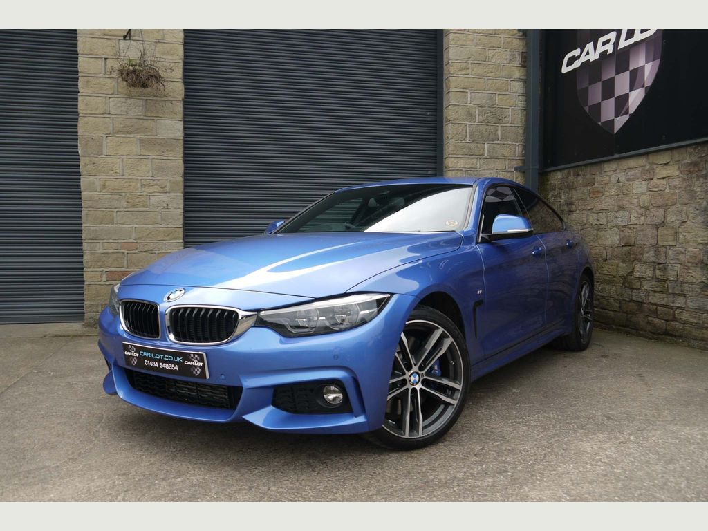 BMW 4 Series Gran Coupe Saloon 3.0 435d M Sport Gran Coupe Auto xDrive (s/s) 5dr