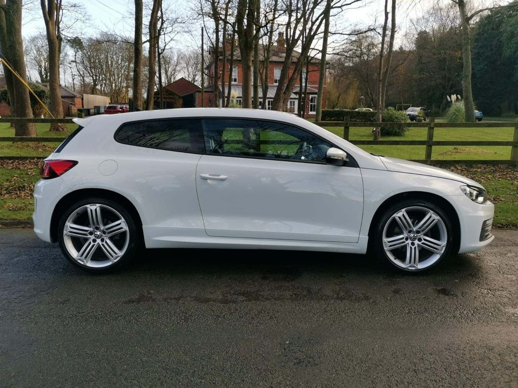 Volkswagen Scirocco Coupe 2.0 TDI R-Line Hatchback (s/s) 3dr