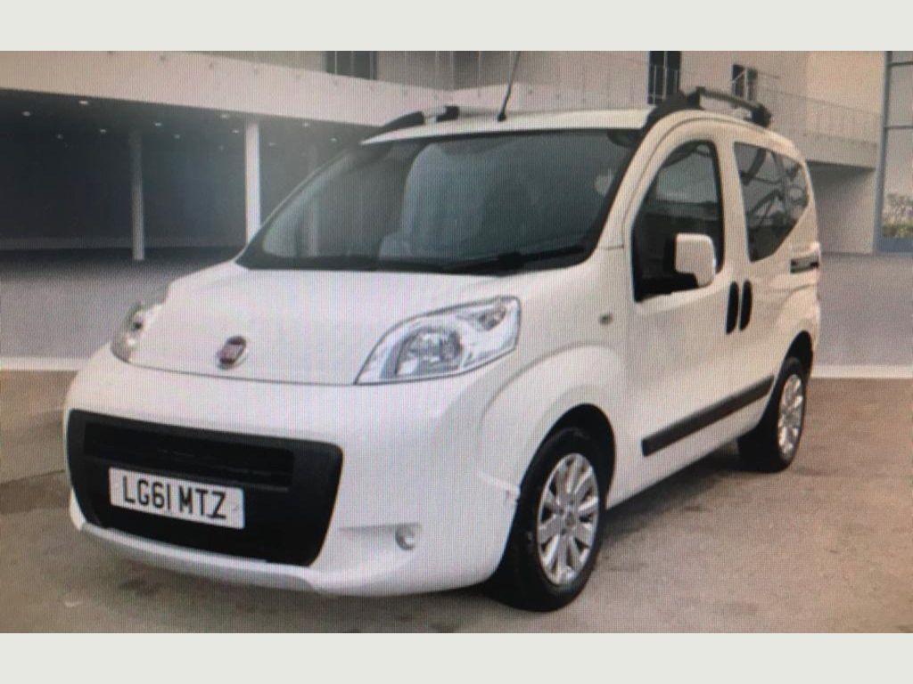 Fiat Qubo MPV 1.3 Trekking 5dr