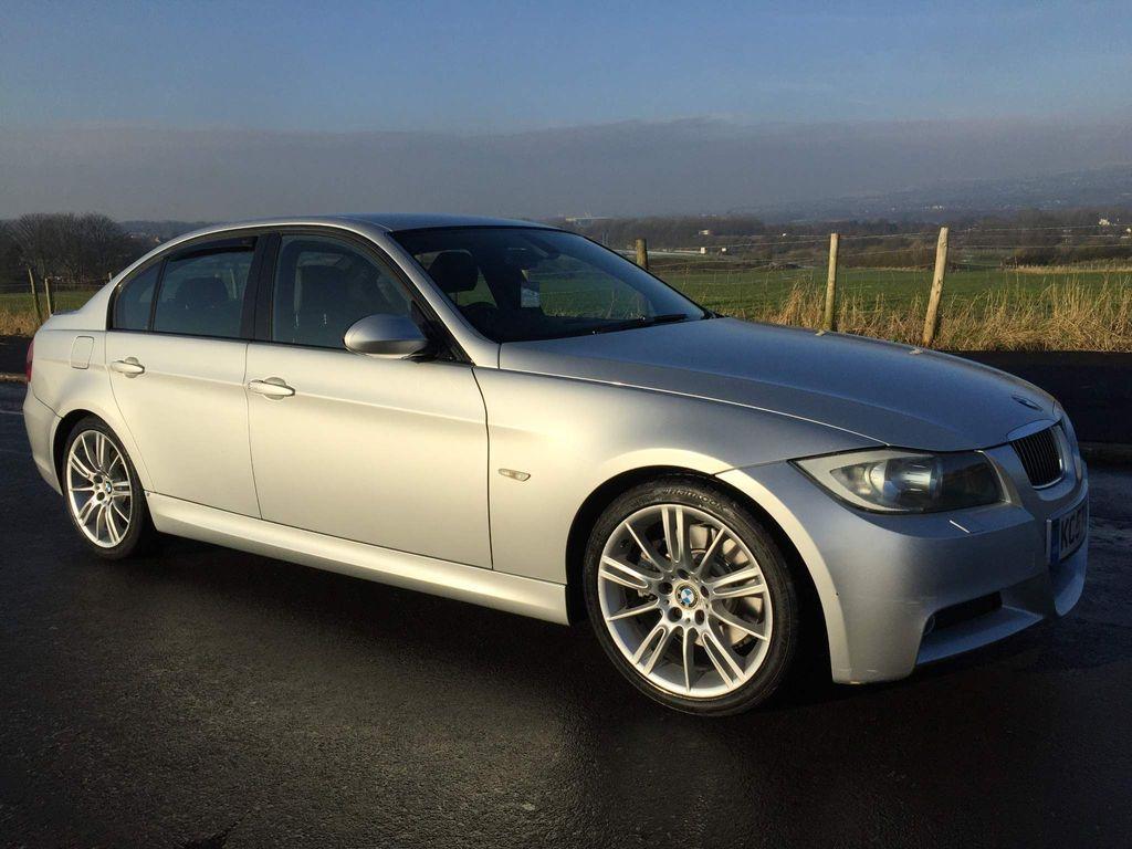 BMW 3 Series Saloon 3.0 330d M Sport 4dr