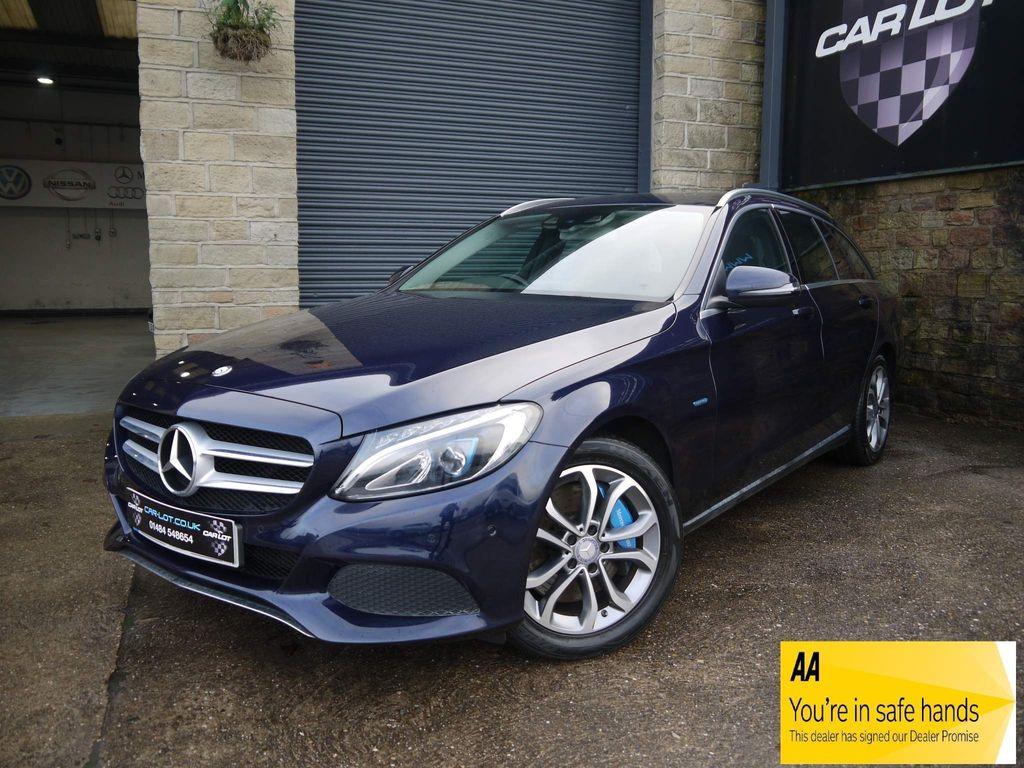 Mercedes-Benz C Class Estate 2.0 C350e 6.4kWh Sport G-Tronic+ (s/s) 5dr