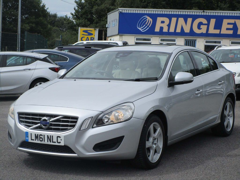 Volvo S60 Saloon 2.0 T5 SE 4dr