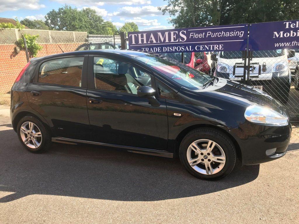 Fiat Grande Punto Hatchback 1.4 Dynamic Sport 5dr