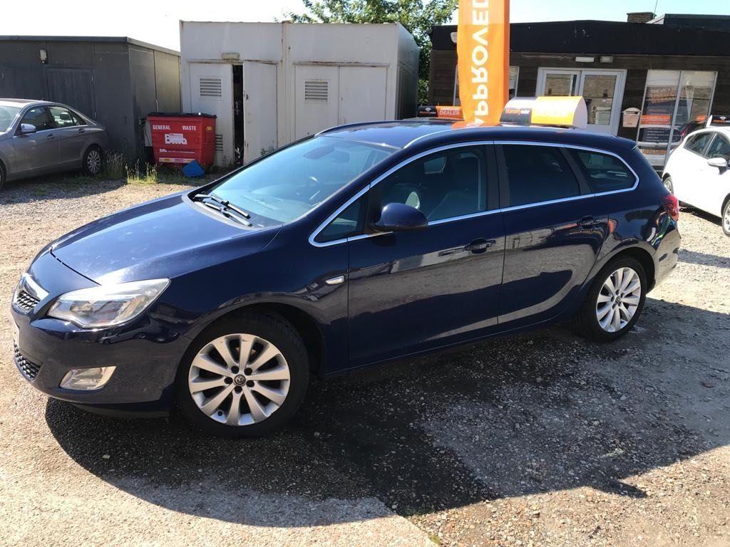 Vauxhall Astra Estate 1.3 CDTi ecoFLEX 16v SE (s/s) 5dr