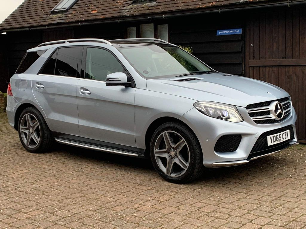 Mercedes-Benz GLE Class SUV 3.0 GLE500e V6 8.8kWh AMG Line (Premium Plus) G-Tronic+ 4MATIC (s/s) 5dr