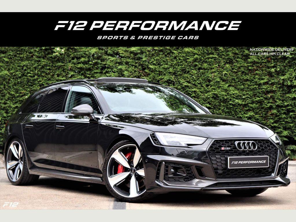 Audi RS4 Avant Estate 2.9 TFSI V6 Carbon Edition Avant Tiptronic quattro (s/s) 5dr