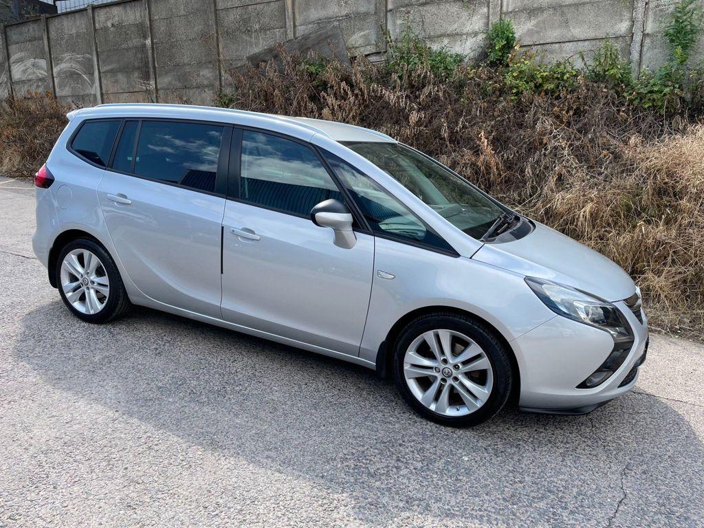 Vauxhall Zafira Tourer MPV 1.4i 16v Turbo SRi Tourer 5dr