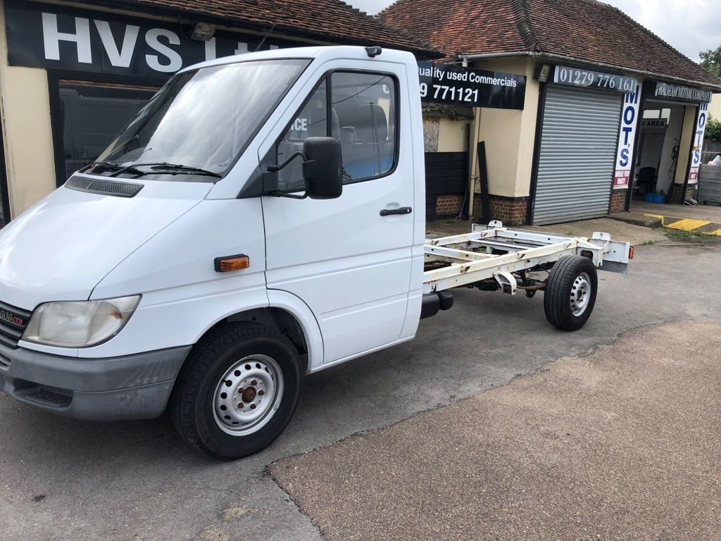 Mercedes-Benz Sprinter Chassis Cab 2.2 CDI 308 Chassis Cab 2dr MWB