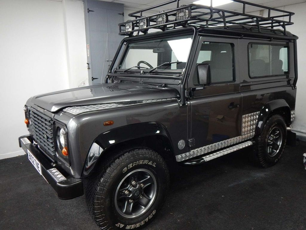 Land Rover Defender 90 Unlisted 2.5 TD5 Hard Top