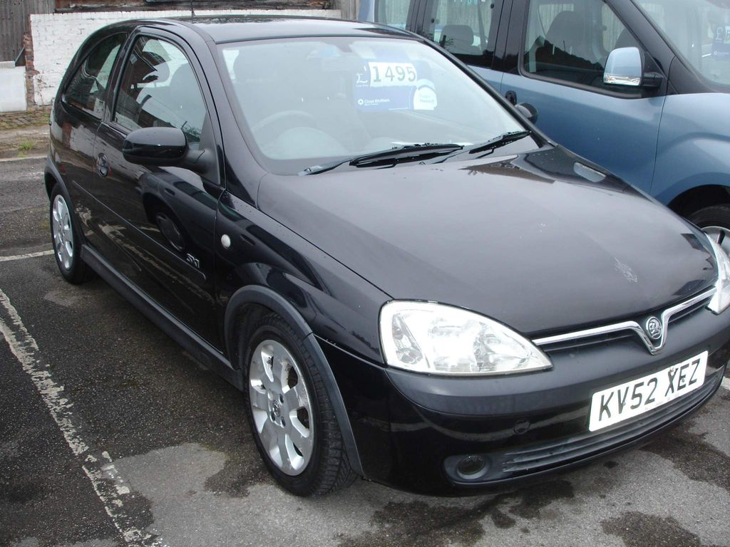Vauxhall Corsa Hatchback 1.7 DTi 16v SXi 3dr