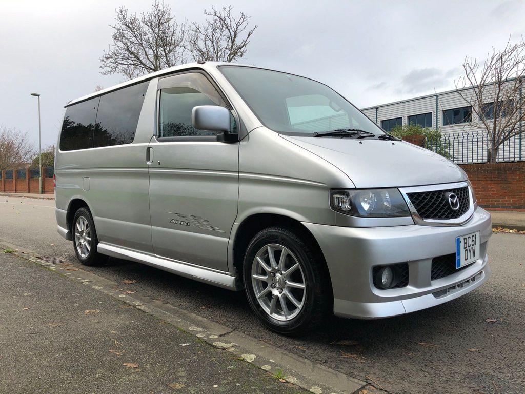 Mazda Bongo MPV 2.0 16V Auto Petrol,8 Seats MPV