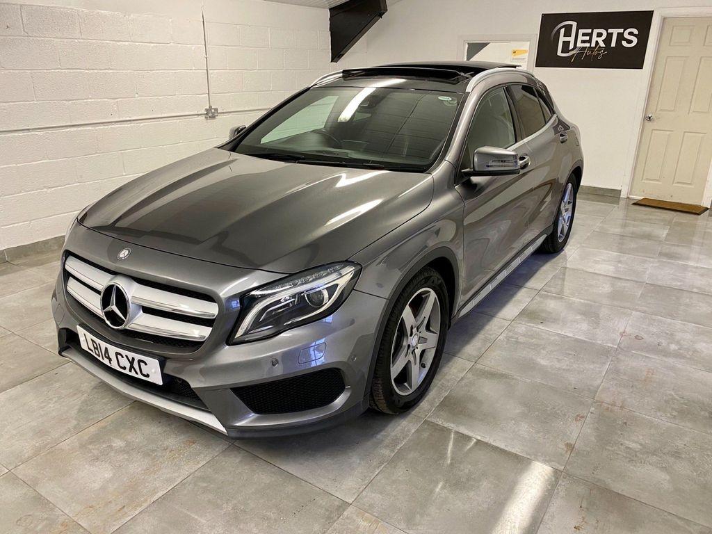 Mercedes-Benz GLA Class SUV 2.1 GLA220 CDI AMG Line (Premium Plus) 7G-DCT 4MATIC 5dr